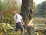 Workshop Treeclimbing: nuovi materiali e loro corretto utilizzo, dpi, normative - 2009 IMG_2660.jpg